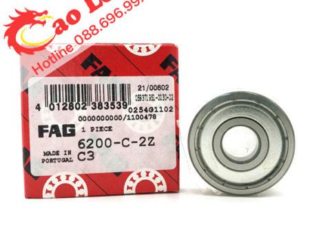 bạc đạn vòng bi 6200 FAG